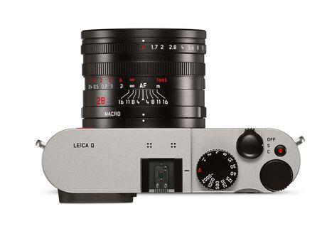 Leica ra mat Leica Q phien ban Titanium Gray: Ngoai hinh dep va sang trong hon, gia £3800 - Anh 5