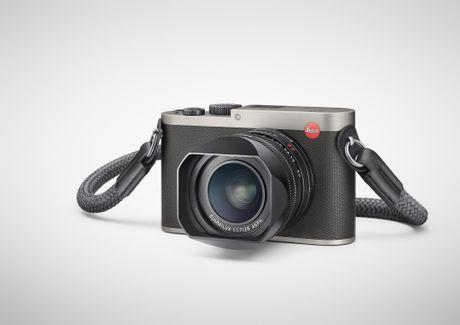 Leica ra mat Leica Q phien ban Titanium Gray: Ngoai hinh dep va sang trong hon, gia £3800 - Anh 7