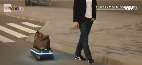 Travelmate - Vali thong minh cho tin do du lich - Anh 1