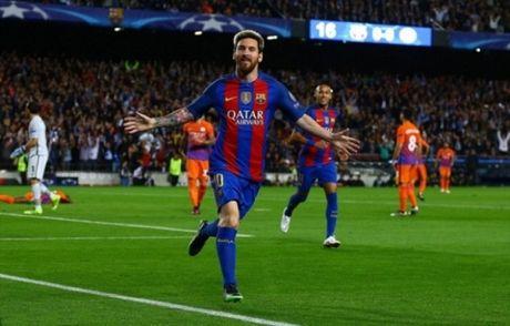 Messi toa sang, Barca huy diet Man City tai Nou Camp - Anh 1