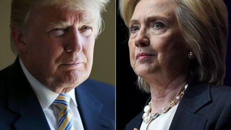 Tranh luan Tong thong My lan 3: Ba Clinton phan doi TPP, ong Trump goi Clinton la 'con roi' - Anh 1