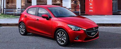 Sau Mazda 3, Mazda 2 tai Viet Nam cung co nguy co dinh loi 'ca vang' - Anh 1