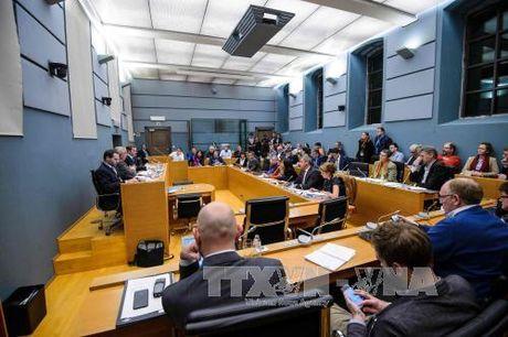 Khai mac Hoi nghi thuong dinh EU tai Brussels - Anh 1