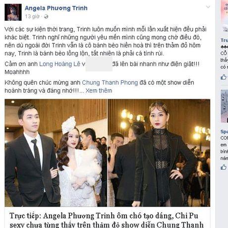 Bi mang tieng choi troi de 'lam mau', Angela Phuong Trinh phai len tieng - Anh 2