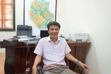 Phuong Tu Lien va TTXD quan Tay Ho noi gi cac cong trinh o bai giua song Hong? - Anh 3