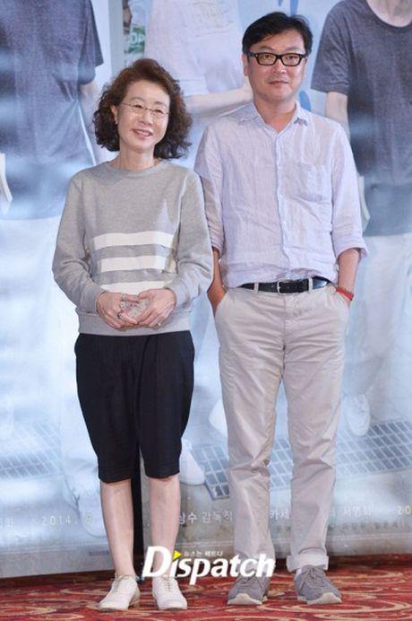 Style 'khong mang tuoi tac' cua nu dien vien U70 xu Han - Anh 2