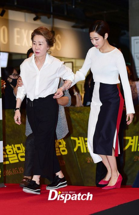 Style 'khong mang tuoi tac' cua nu dien vien U70 xu Han - Anh 6
