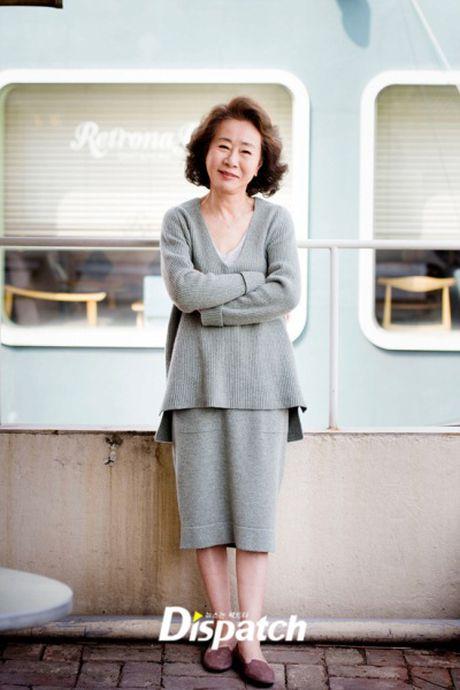 Style 'khong mang tuoi tac' cua nu dien vien U70 xu Han - Anh 7