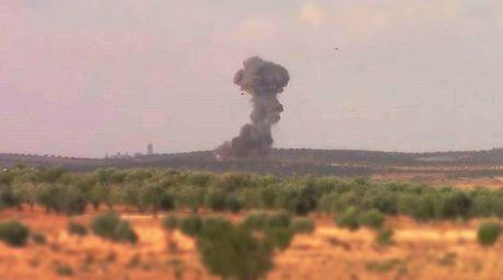 May bay Nga, Syria nem bom diet phien quan tai Idlib - Anh 1