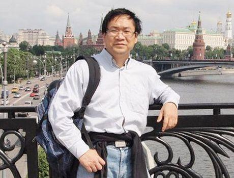 Giao su Nguyen Tien Dung phan bien GS. Ho Ngoc Dai ve cong nghe giao duc - Anh 1