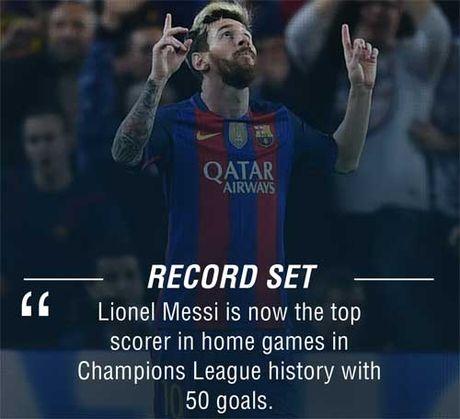 Huy diet Man City - Pep, Messi lap hang loat ki luc - Anh 1