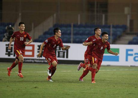 U19 Viet Nam – U19 Iraq: Cach World Cup chi 2 tran - Anh 1
