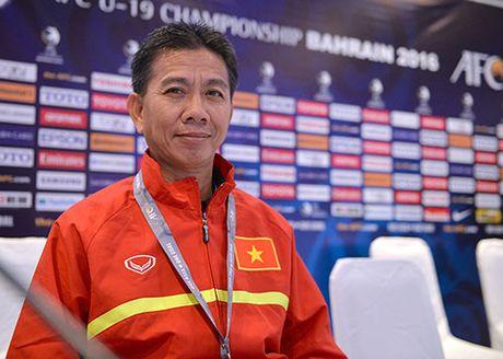 U19 Viet Nam – U19 Iraq: Cach World Cup chi 2 tran - Anh 2