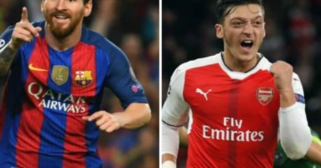 Do hat-trick Messi – Ozil: Tinh hoa cua bong da dep - Anh 1
