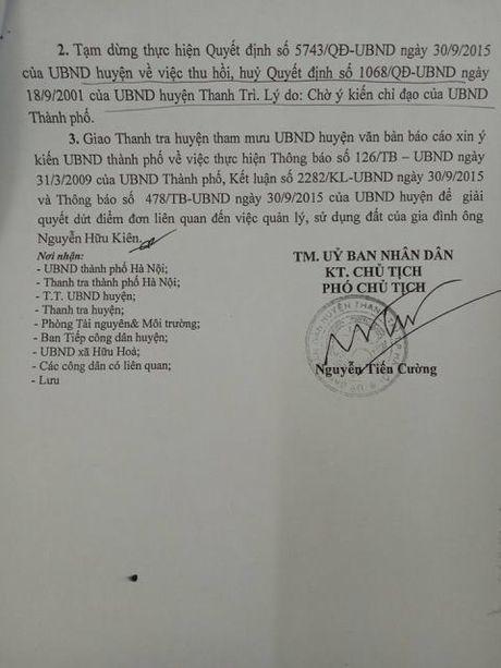 Bai 1: Hon 10 nam di doi phan dat chon cat mo to van chua hoi ket - Anh 3