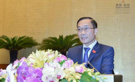 Bo truong Nguyen Chi Dung: 'Can xay dung Ke hoach tai co cau kinh te' - Anh 2