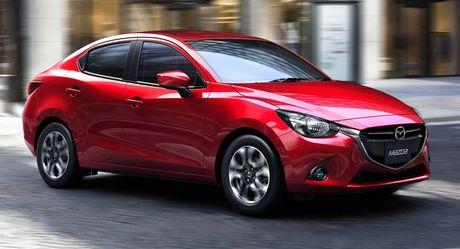 Trieu hoi 4.800 chiec Mazda 2 tai Viet Nam vi loi 'ca vang' - Anh 1
