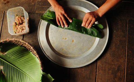 Kham pha am thuc dan toc Thai - Ky 2: La mieng 'phac pham pinh' - Anh 2