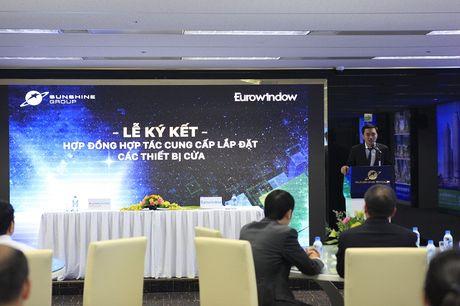 Eurowindow cung cap san pham cho 5 du an lon cua Sunshine Group - Anh 2
