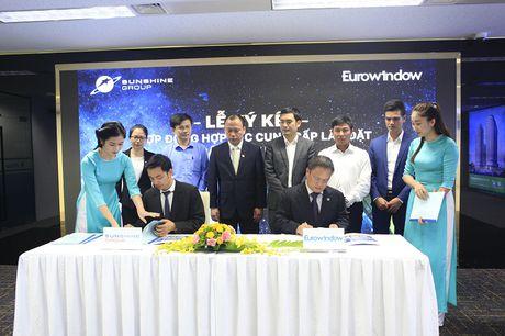 Eurowindow cung cap san pham cho 5 du an lon cua Sunshine Group - Anh 3