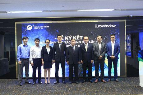 Eurowindow cung cap san pham cho 5 du an lon cua Sunshine Group - Anh 4