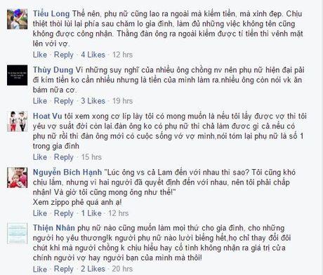 Hong Dang lam nuc long fan khi 'ninh' chi em ngay 20-10 - Anh 5