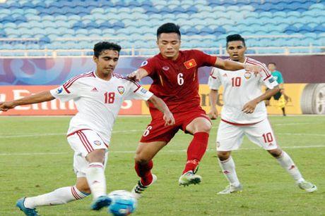 U19 Viet Nam truoc cot moc lich su - Anh 1