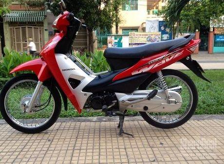 CAQ Hoang Mai tim chu so huu xe may Wave Honda - Anh 1