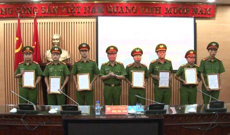 Cong an Ha Noi: Dieu dong 13 can bo ve giu chuc vu Truong Cong an xa - Anh 2