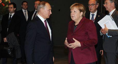 Ong Putin, ba Merkel va ong Hollande dam phan gay gat ve Syria - Anh 1