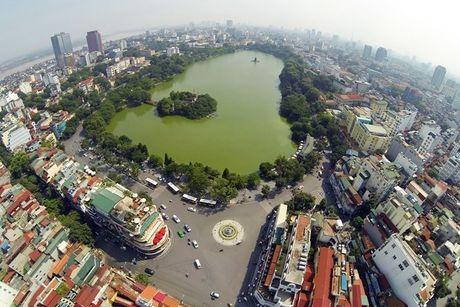 Kien truc quanh ho Guom khong can phai hoanh trang - Anh 1
