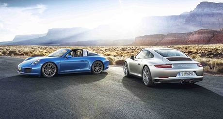 Porsche dem 6 kiet tac xe the thao ve trinh dien tai Viet Nam - Anh 3