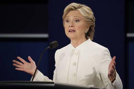Toan canh cuoc so gang cuoi cung cua Hillary Cliton va Donald Trump - Anh 6