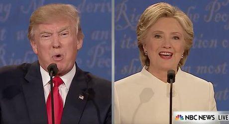 Ba Clinton: ong Trump la 'bu nhin' cua Tong thong Putin - Anh 1