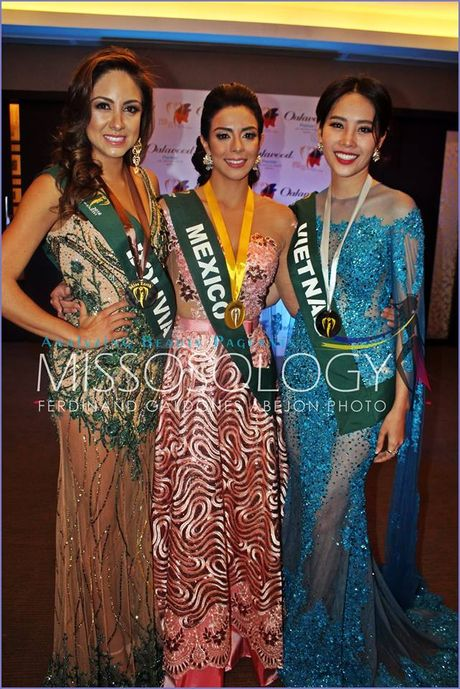 Nam Em tiep tuc gianh chien thang tai Miss Earth - Anh 3