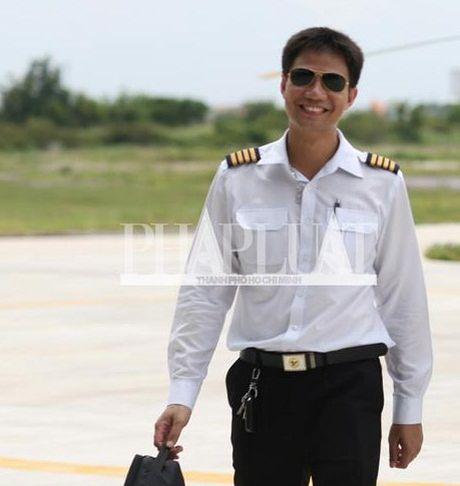 May bay mat tich o Vung Tau: Dau xot gia canh phi cong hy sinh - Anh 1
