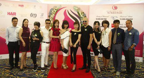 Hair Office 2017 – San choi cho chi em van phong truoc them 20/10 - Anh 1