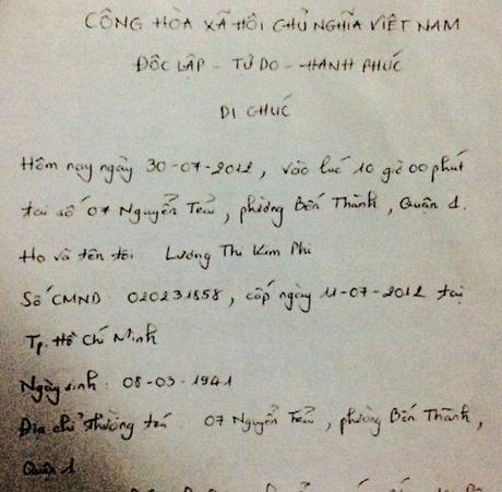 """Vu an Hoa hau Phuong Nga: Ong Lu Minh Nghia tung bi """"nhan vat bi an"""" de doa?! - Anh 2"""