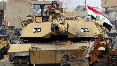 Nga su dung ve tinh va thiet bi bay khong nguoi lai trinh sat Mosul - Anh 1