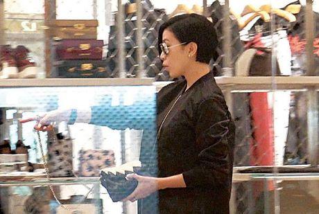 Ly Nha Ky tran ngap bao HongKong khi sanh buoc ben sao TVB Xa Thi Man - Anh 2