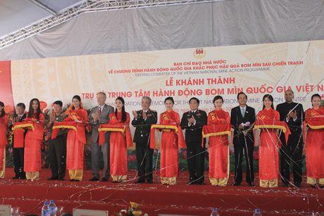 Can phai dua Viet Nam som thoat khoi o nhiem bom min - Anh 3