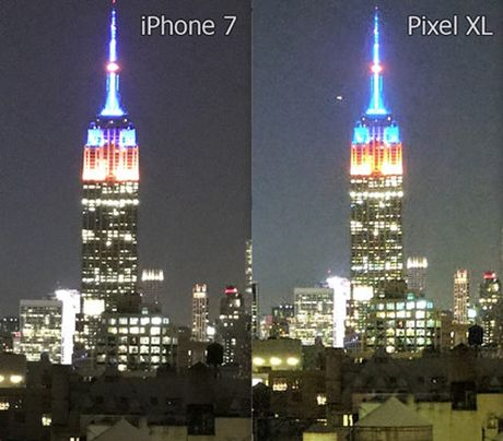 iPhone 7 va Google Pixel do camera - Anh 8