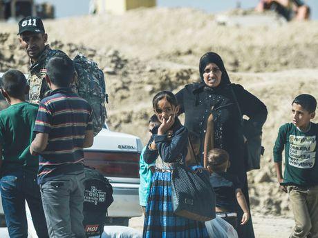 Iraq kho giai phong som Mosul - Anh 1