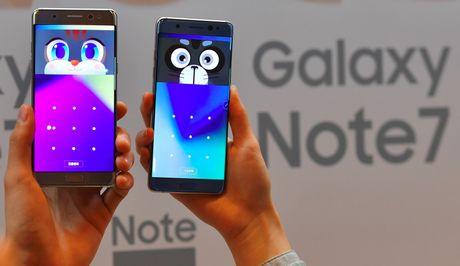 Samsung sap sa thai nhieu nguoi sau su co Galaxy Note 7 - Anh 1