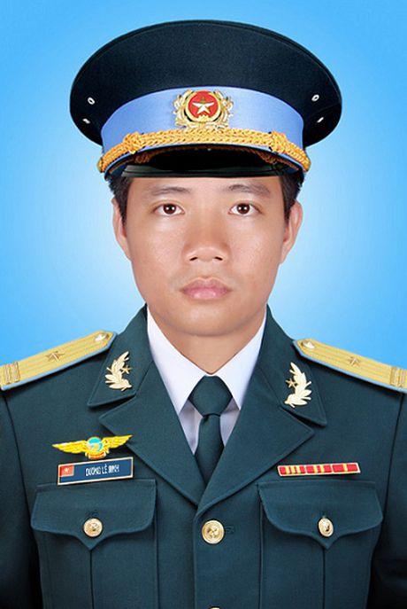 Truy thang quan ham cho 3 phi cong hy sinh vu roi truc thang o nui Dinh - Anh 2