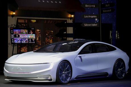 Faraday Future se ra mat sieu xe dien dau tien vao nam 2017 - Anh 2