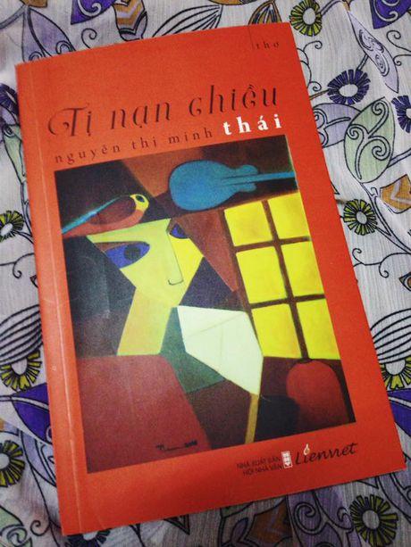 TS Nguyen Thi Minh Thai 'ti nan' voi tho - Anh 1