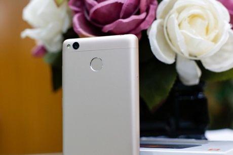 Xiaomi Redmi 3S – Dien thoai gia re pin 'trau' - Anh 3