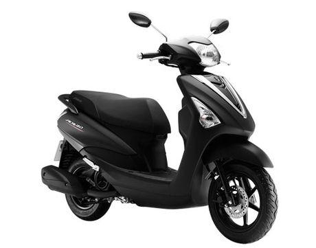 Gan 32.000 xe tay ga Yamaha Acruzo bi trieu hoi tai Viet Nam - Anh 1