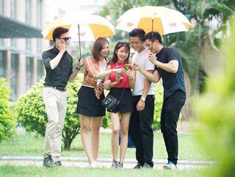 Vietnamobile tang khach hang 50.000 dong chao mung ngay 20/10 - Anh 1